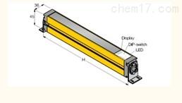 图尔克安全光幕选型,BI10-M30-LIU