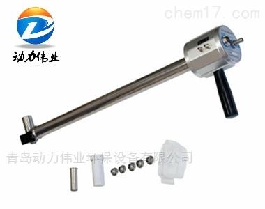 不锈钢油烟多功能采取样管枪使用仪器