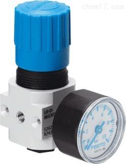 FESTO标准减压阀系列选型,GRLA-1/4-B