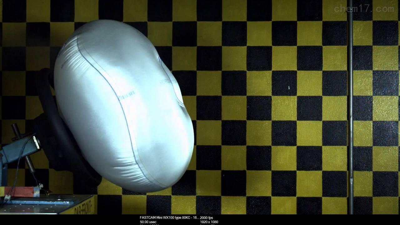 HuDe安全气囊点爆测试系统