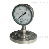 Y-100AZMF(B)319不锈钢隔膜压力表