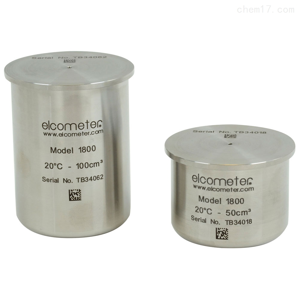 Elcometer 1800密度杯