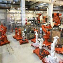 全系列KUKA机器人维修保养过流报警现象
