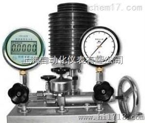 YU600C活塞压力计