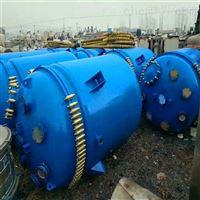 二手1-3吨搪瓷反应釜回收报价