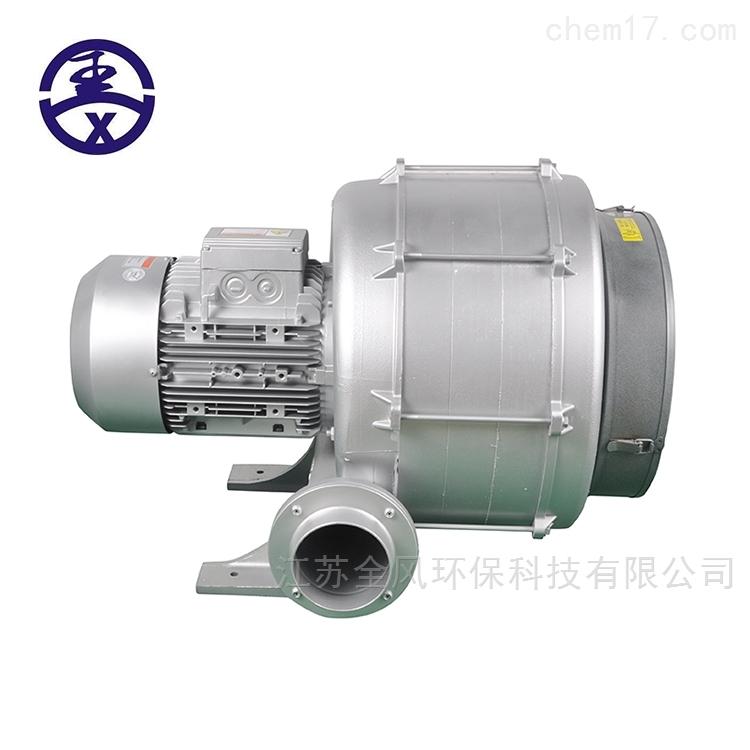 HTB125-704 5.5KW多段式风机