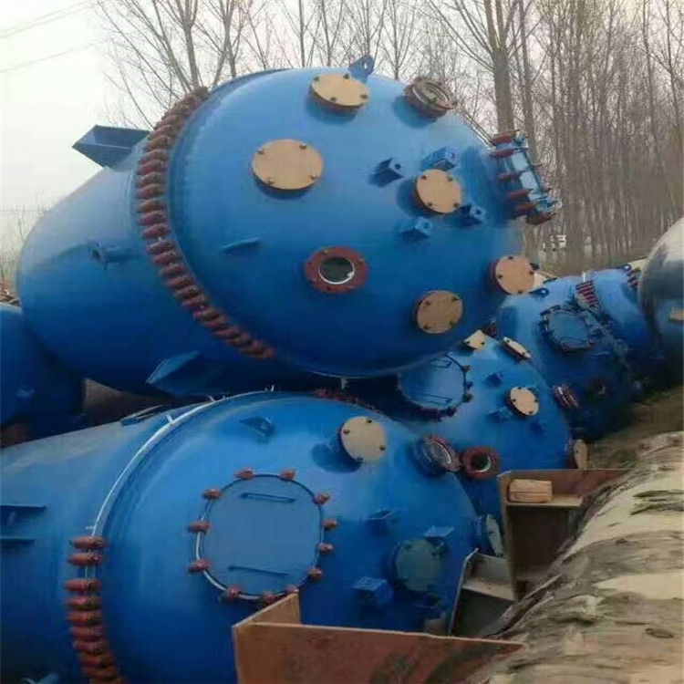 二手3吨电加热反应釜转让