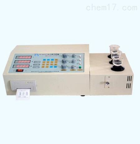 微机三元素高速分析  厂家