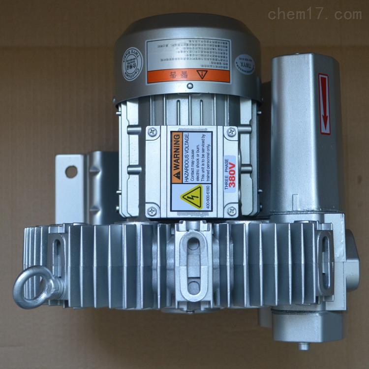 一体化水处理曝气漩涡气泵 增氧高压鼓风机