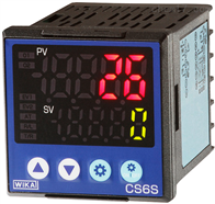 型号 CS6S, CS6H, CS6L德国威卡WIKA控制器PID温度