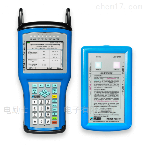 铜缆故障测试仪_通信线路鉴定仪KE3700CT