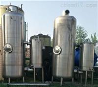 二手双效浓缩蒸发器长期回收出售