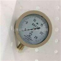 YE-103膜盒压力表