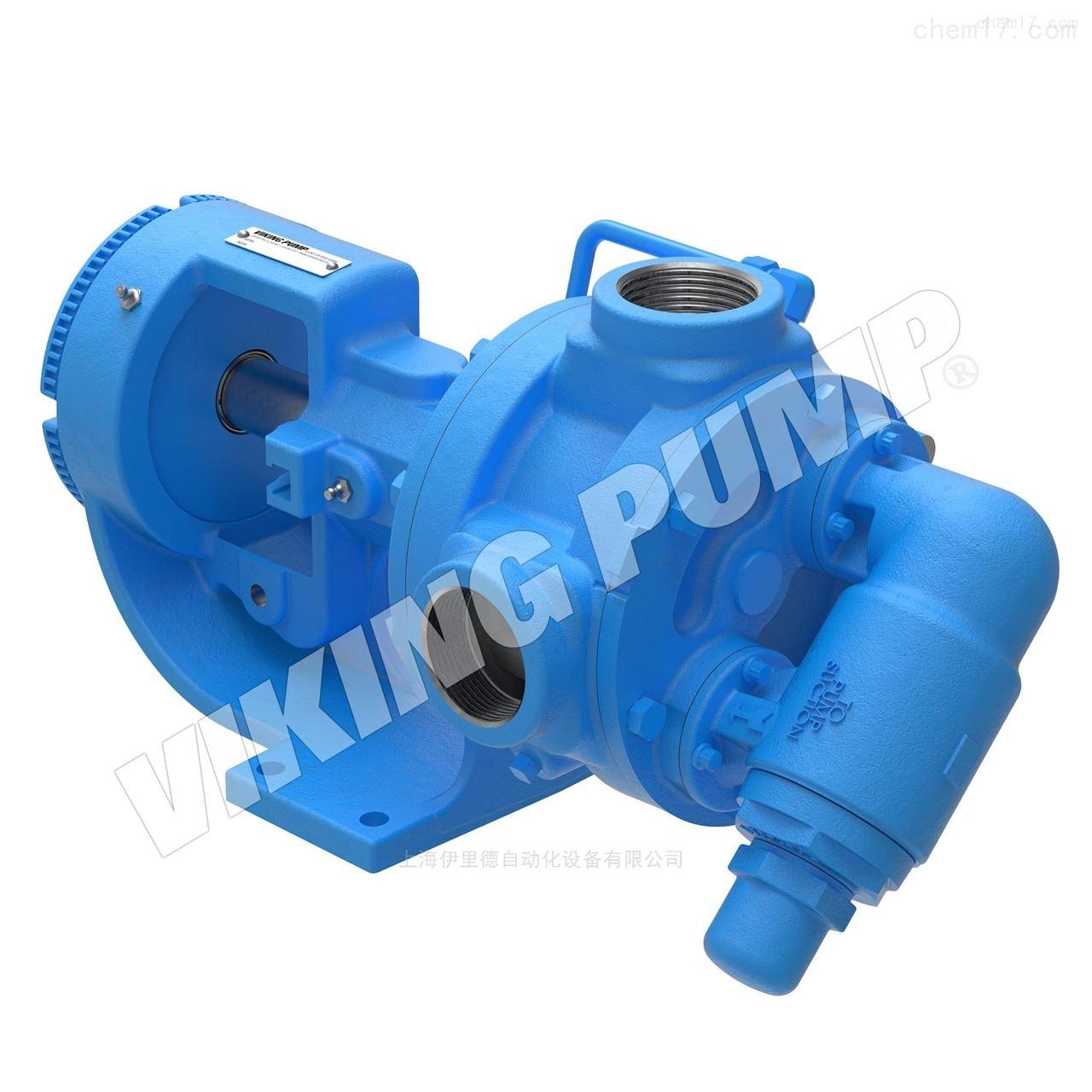 威肯VIKING齿轮泵液体专用生产线