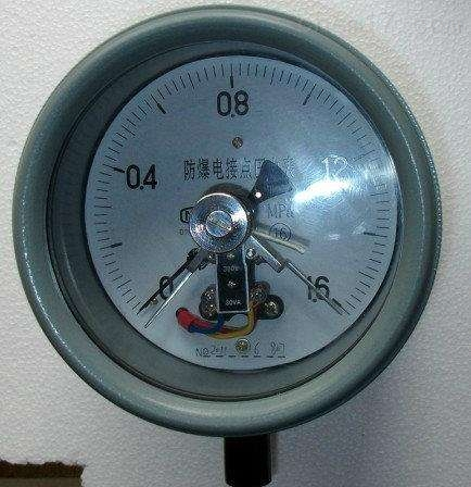 YXG-1520-B 防爆感应式电接点压力表