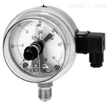 YXG-100-B电接点压力表