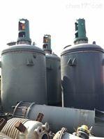 拆除回收二手不锈钢反应釜