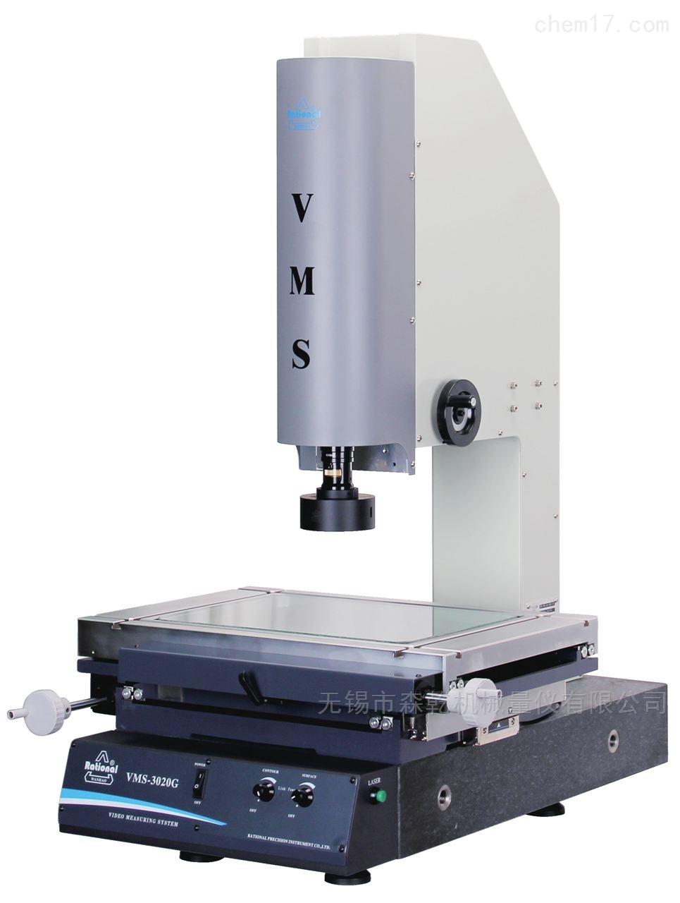 手动影像式精密测量仪