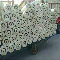 DN400电厂专用管道陶瓷纤维硅酸铝管