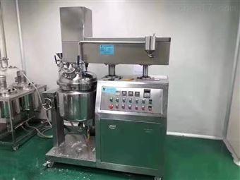 100L转让二手100L液压升降乳化机工作能力