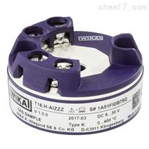 德国威卡WIKA适用于热电偶数字温度变送器