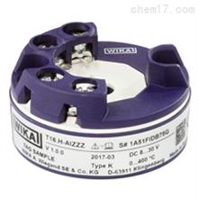 T16德国威卡WIKA适用于热电偶数字温度变送器