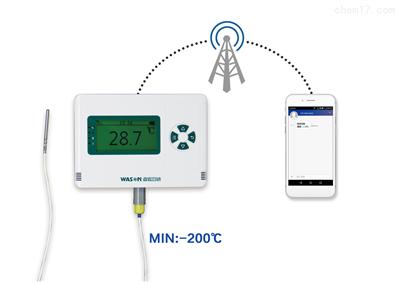 WS-T11SLG-C短信報警溫度記錄儀