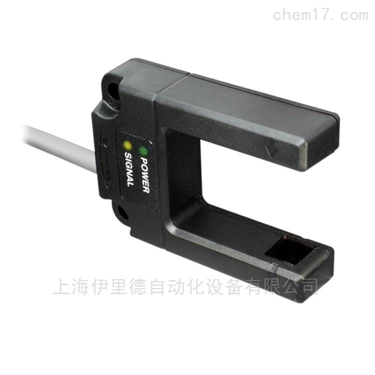 美国邦纳BANNER可调节的槽形传感器