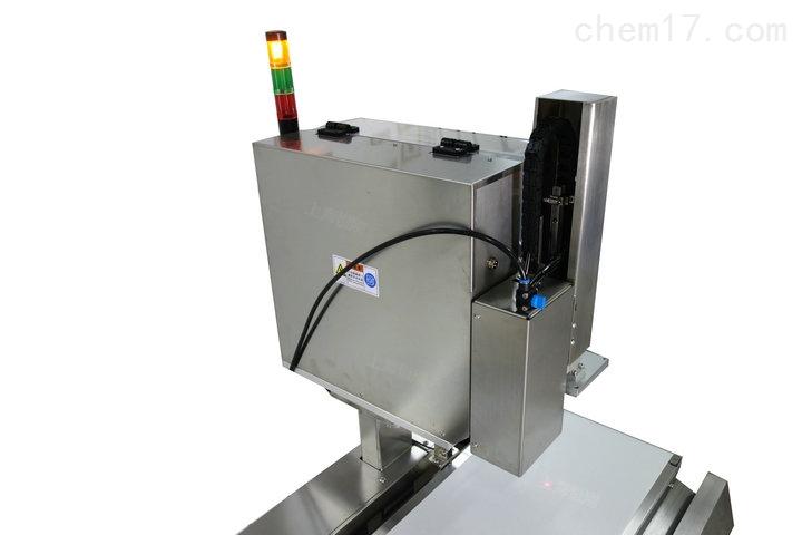 动态智能不锈钢称重打标机,高精度打标称