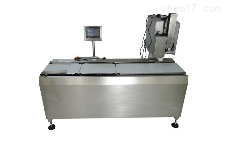 工厂高速喷墨称重打标机,工厂贴标打印机
