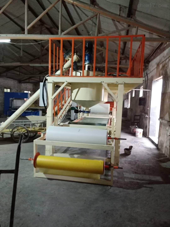 无机阻燃复合岩棉板设备工作性能及制作原理
