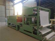 高效节能袖口式热收缩保温岩棉板包装机