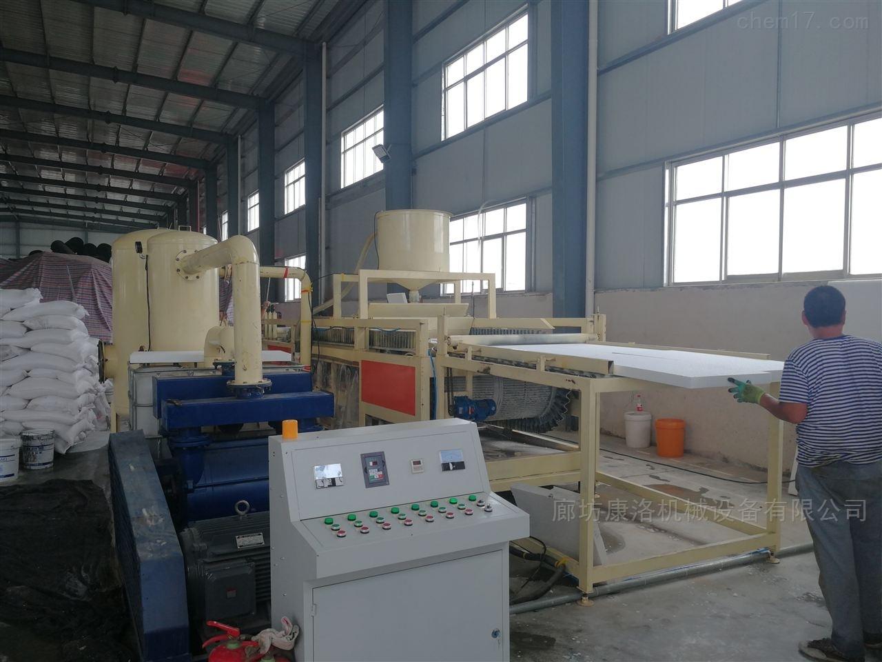 生产各种规格、型号的A级硅质板生产设备