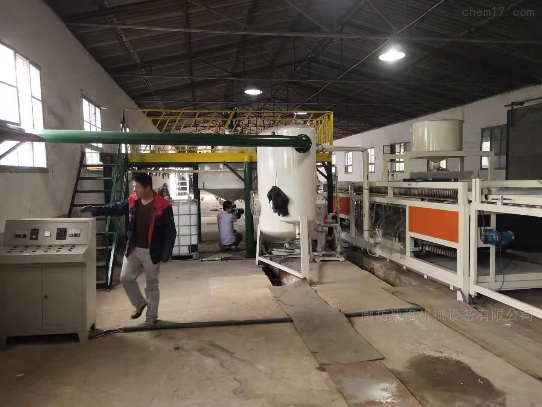 耐高温优质改性水泥硅质保温板设备生产线