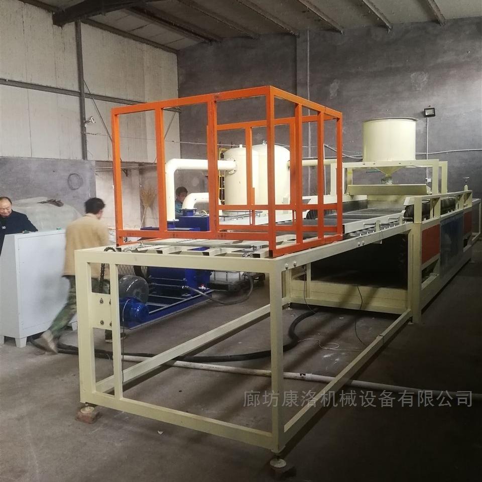 生产硅岩板设备的用途