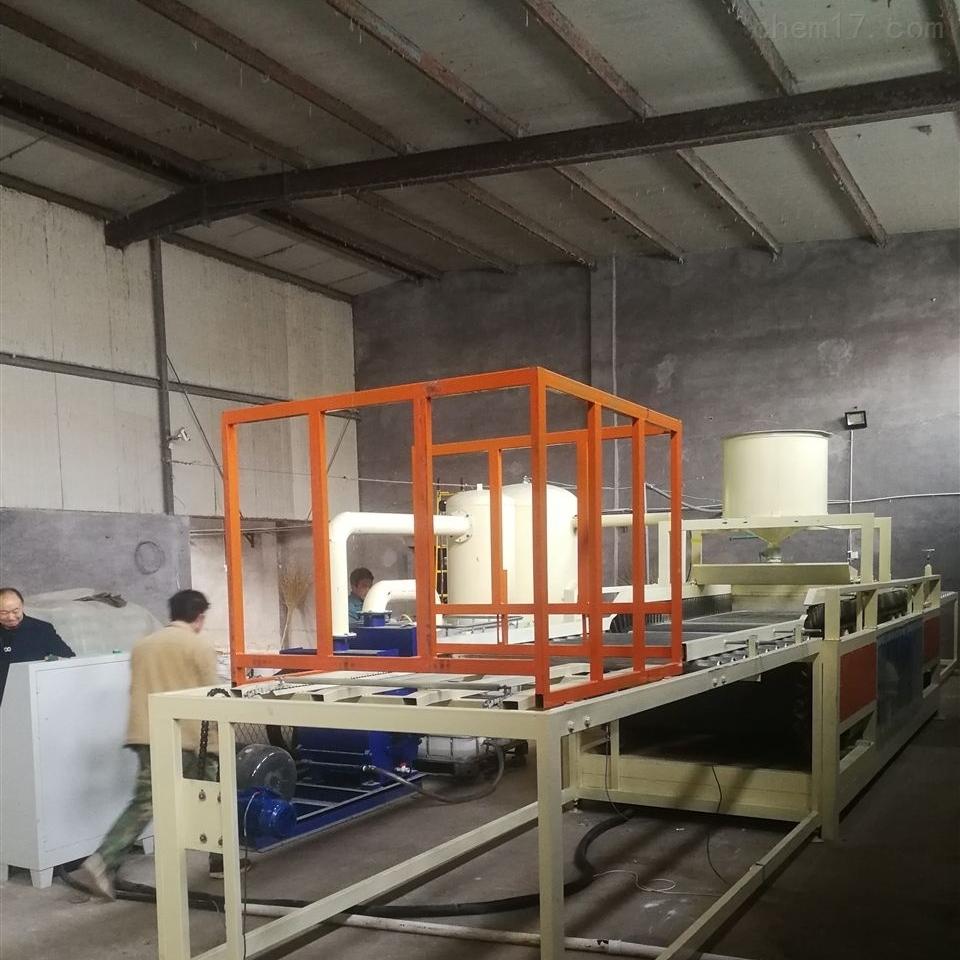 防水硅质板设备生产产品其功能