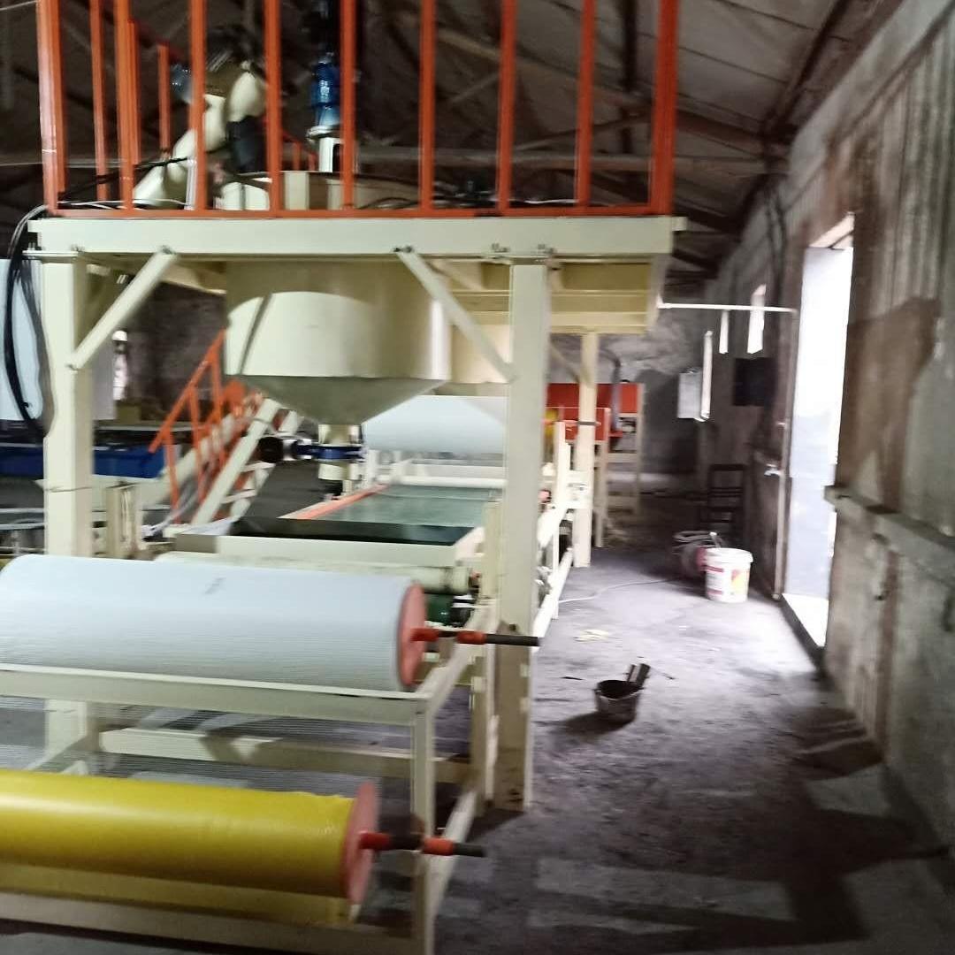 生产复合岩棉板设备