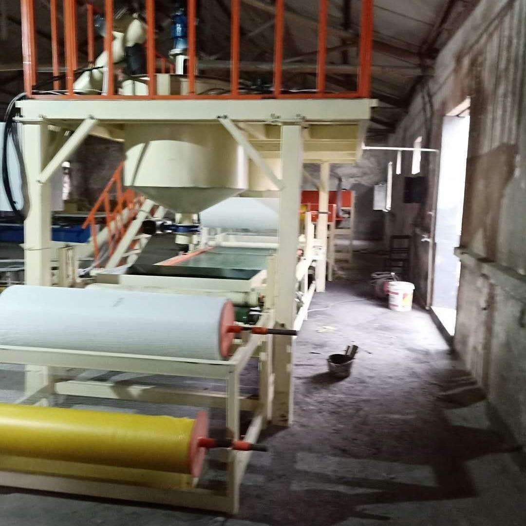 生产销售硅质聚苯板设备