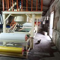 KL-56生产小型岩棉复合板设备