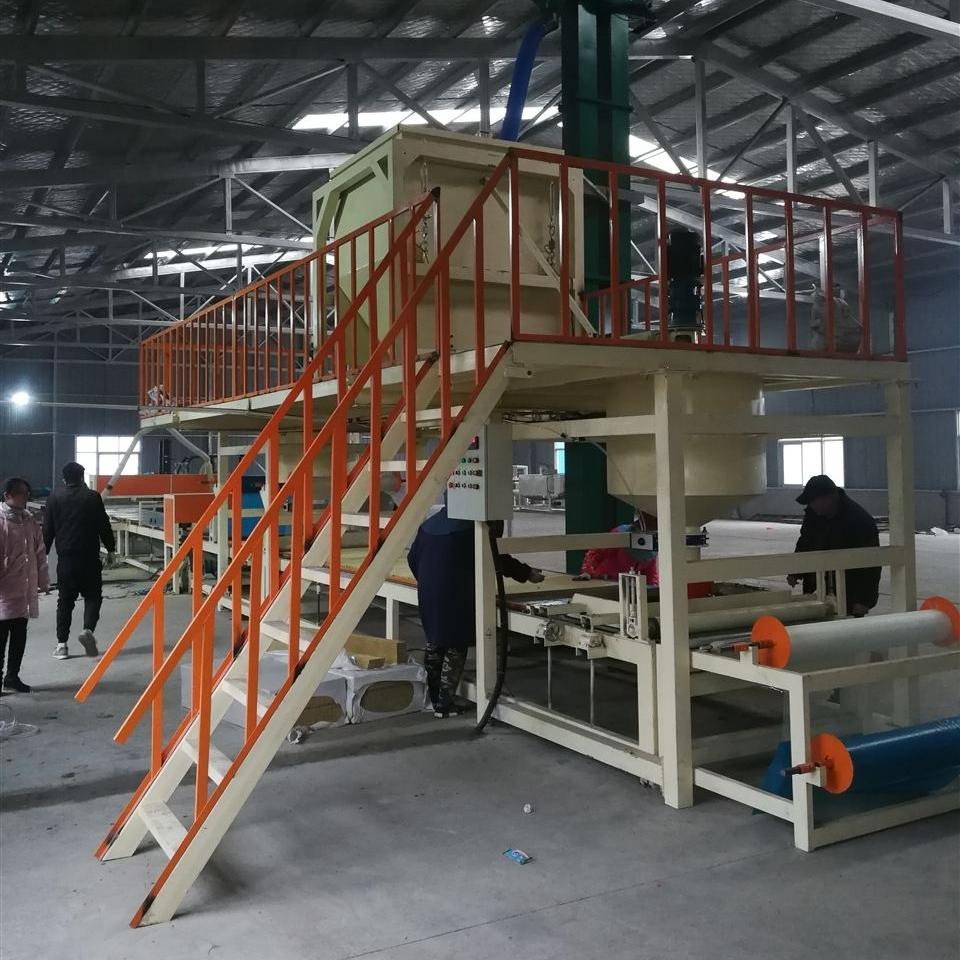 销售聚苯岩棉复合板设备