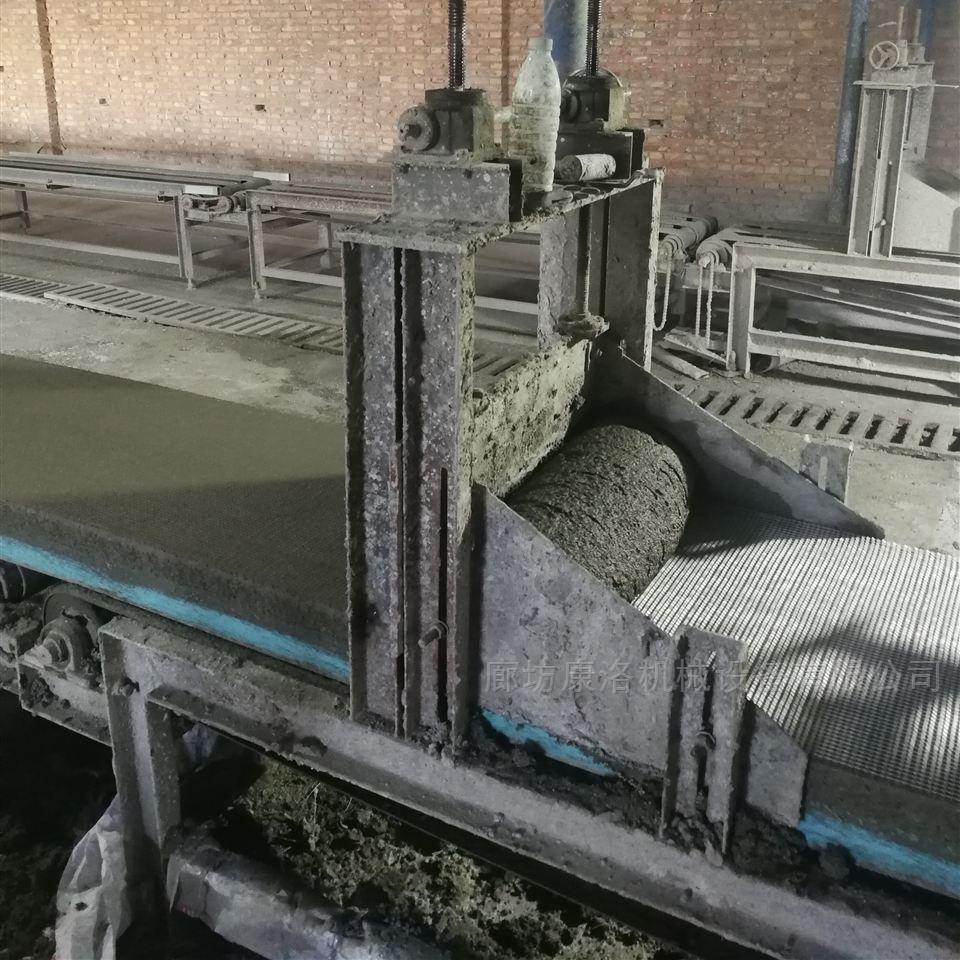 水泥匀质保温板设备的出厂价