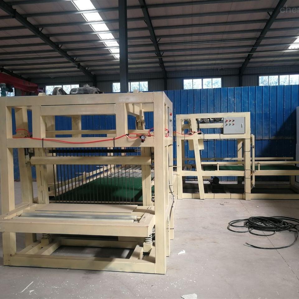 水泥基匀质板匀质保温板设备的生产加工