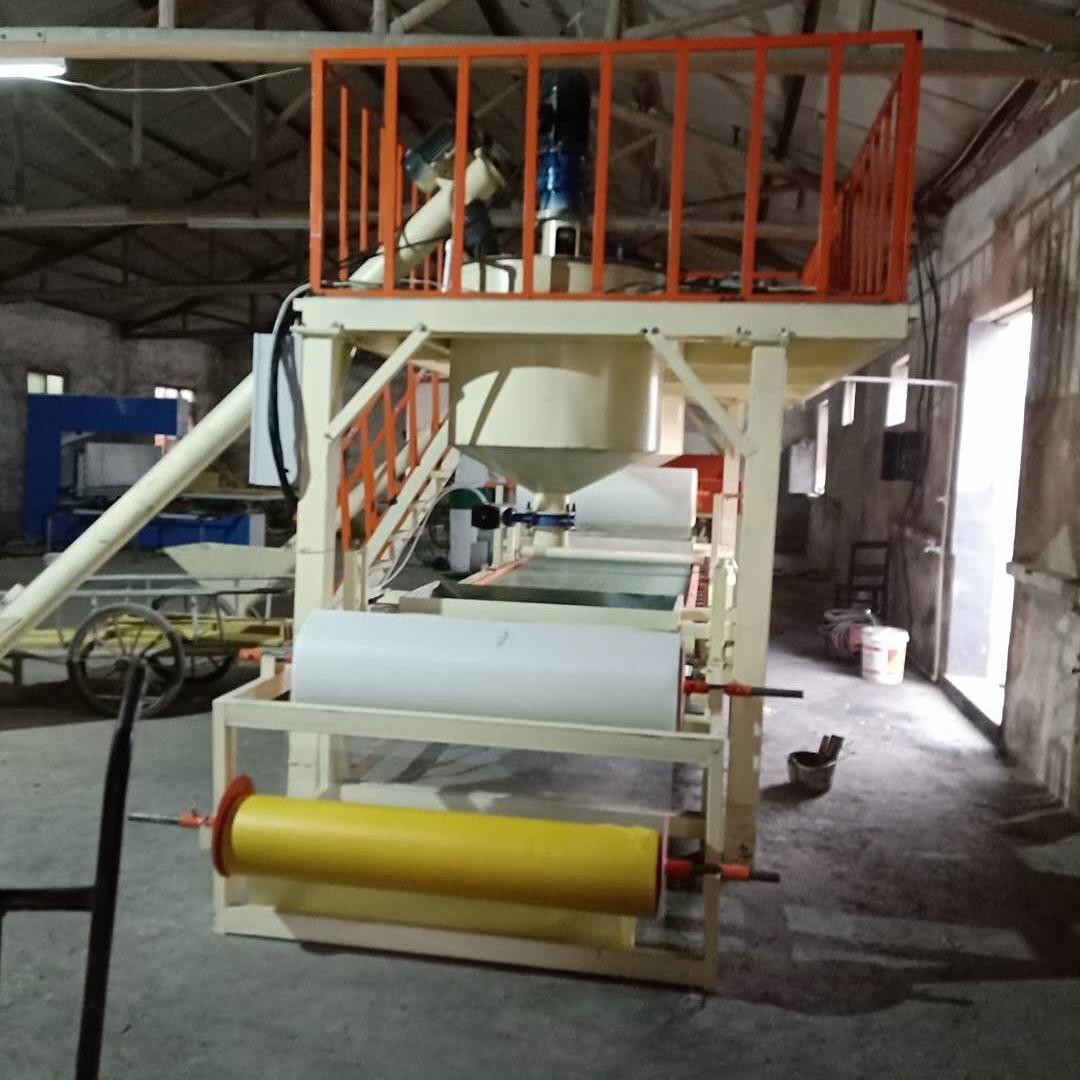 聚苯岩棉复合板设备的售卖价格