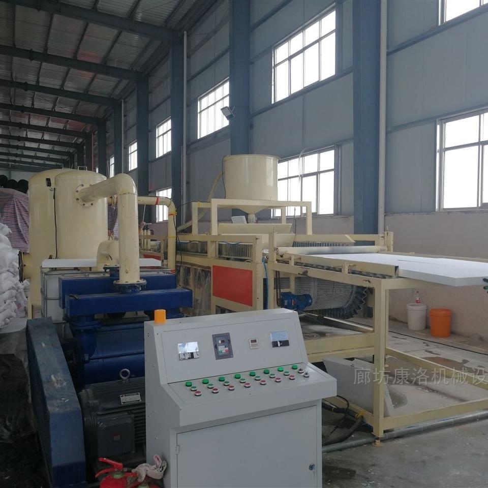 A级硅岩板复合硅质板设备的具体使用