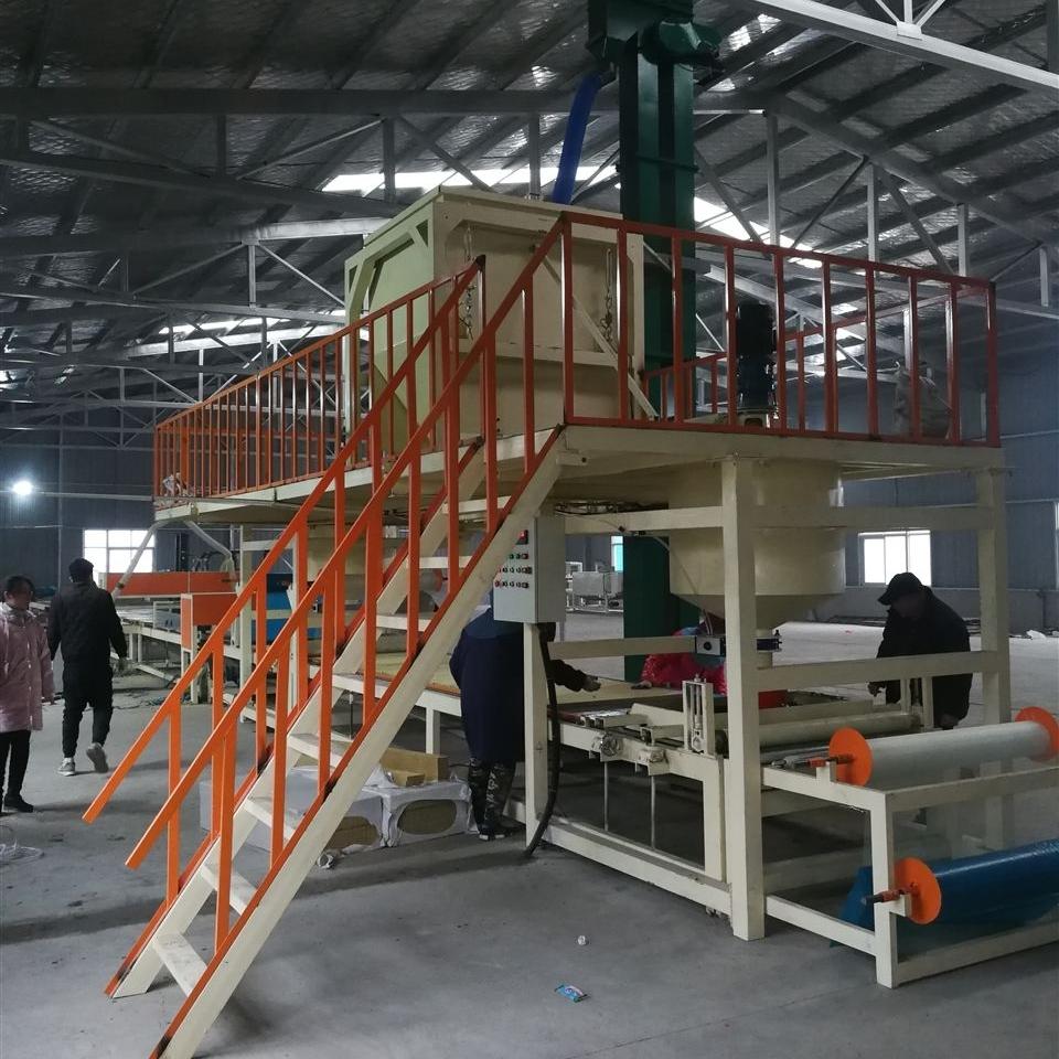 销售砂浆水泥岩棉复合板生产设备