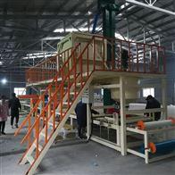 KL-56销售砂浆水泥岩棉复合板生产设备