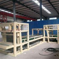 全自动模压式匀质板设备颗粒板生产全套设备