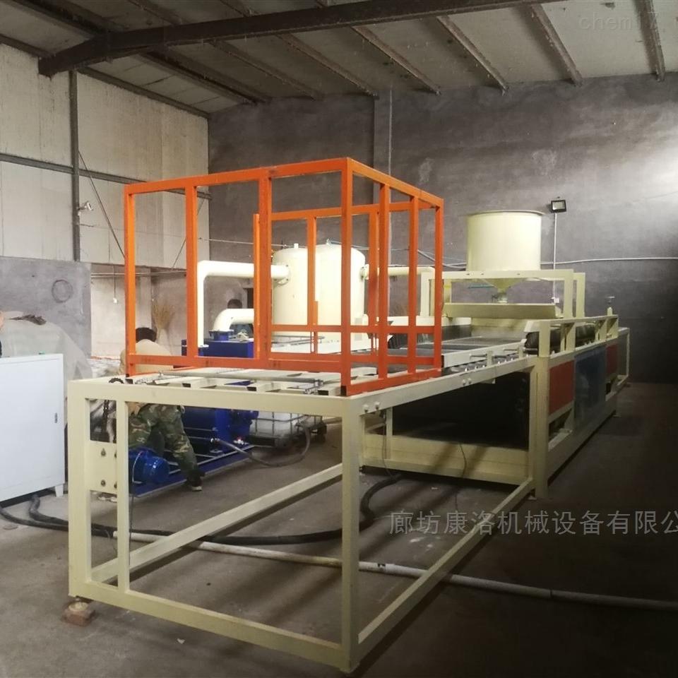 阻燃硅质板设备聚苯渗透板生产设备