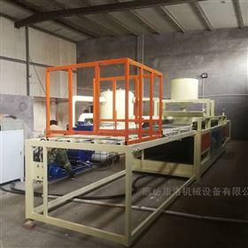 齐全阻燃硅质板设备聚苯渗透板生产设备