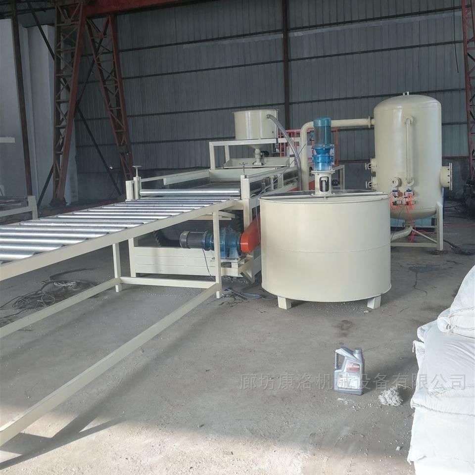硅质A级保温建筑板设备生产市场